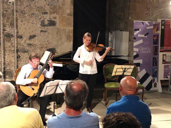 MUSICA: al Castello Ursino di Catania riparte la rassegna Classica & Dintorni
