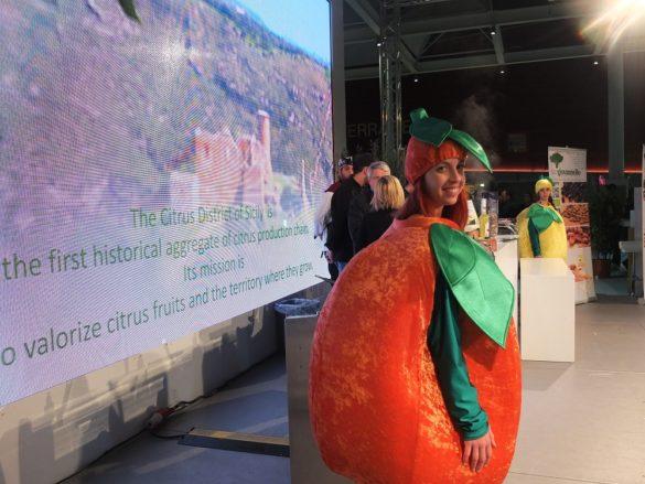 EXPO 2015: in arrivo a Milano il Distretto Agrumi di Sicilia