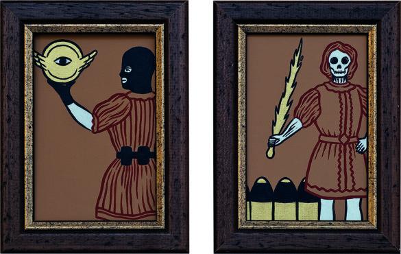 ARTE: a Milano in mostra opere e illustrazioni di Antonio Sorrentino