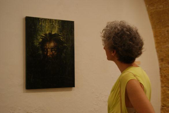 ARTE: tra paesaggi e ritratti, l'inquietudine visionaria di De Grandi a Marsala