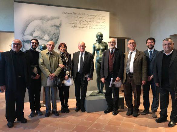 MOSTRE: l'umanesimo dello scultore Francesco Messina nella luce mediterranea di Taormina