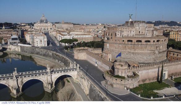CORONAVIRUS: diventa un libro il silenzio di Roma nella primavera 2020