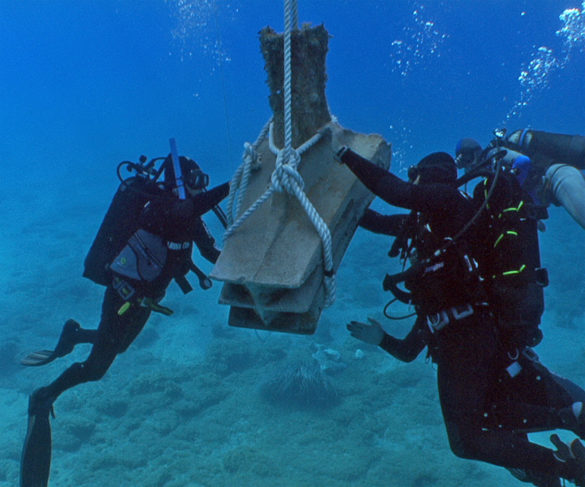 BENI CULTURALI: a Taormina dal 10 al 12 ottobre VI Convegno nazionale di archeologia subacquea