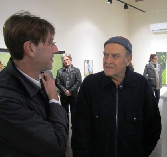 """ARTE: """"Io e il mio amico Guccione"""", Giuseppe Colombo, racconta il maestro di Scicli [VIDEO]"""