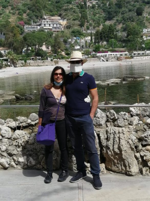 BENI CULTURALI/Fase 2: oltre 1100 visitatori nel primo weekend di riapertura del Parco Naxos Taormina