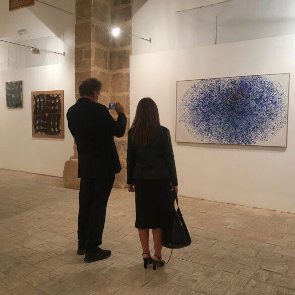 ARTE: a Marsala in mostra fino a gennaio 2021 Accardi e Sanfilippo (video)