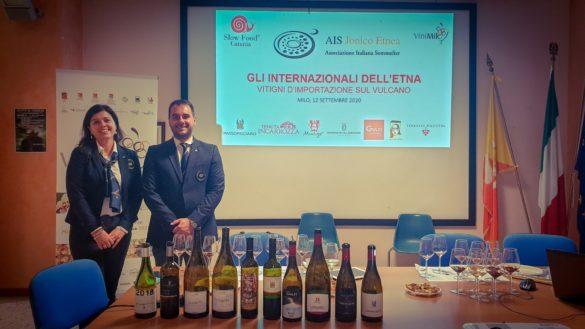 Con le strategie post-covid per il vino e l'enoturismo sull'Etna, si conclude la 40° Vinimilo