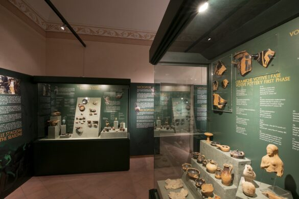 Semplice e tecnologico, ecco il M.A.FRA il Museo Archeologico di Francavilla di Sicilia [VIDEO]