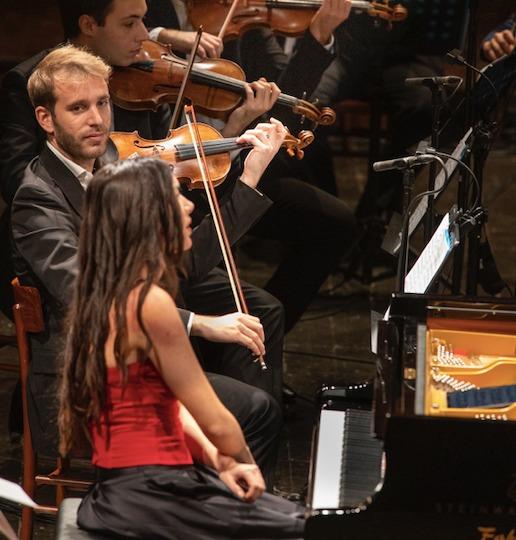 [news] MUSICA: lezione-concerto di Baricco su Beethoven dal Comunale di Ferrara