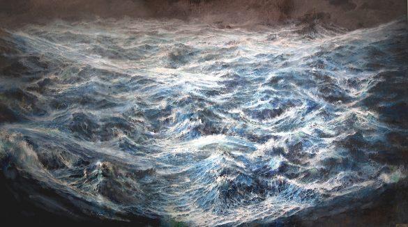 """MOSTRE: a Lipari """"Dipinti sull'acqua. Da Sartorio a De Conciliis"""""""